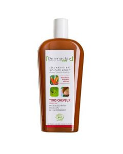 Dermaclay Bio Capilargil Shampooing Tous Cheveux 1l