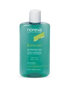 Noreva Exfolianc Gel Moussant Doux 250ml