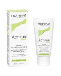 Noreva Actipur Crème Matifiante Anti-imperfections 30ml