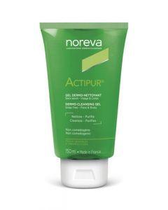 Noreva Actipur Gel Dermo-nettoyant Purifiant 150ml