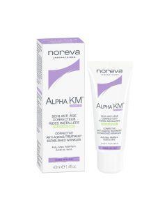 Noreva Alpha KM Emulsion de jour Peaux normales à mixtes 40ml