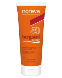Noreva Bergasol Expert Crème Minérale SPF50 40 ml