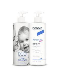 Noreva Xerodiane Ap+ Duo - Crème Émolliente  2 x 400ml