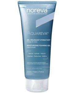 Noreva Aquareva  Gel Moussant Hydratant 200ml