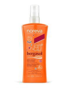 Noreva Bergasol Expert Spray enfants Spf50+  125ml