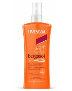 Noreva Bergasol Expert SPF 50+ Spray 125ml