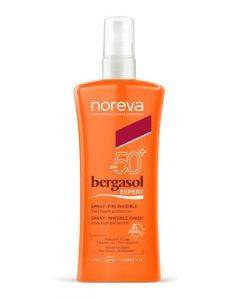 Noreva Bergasol Expert Spray Spf50+ 125ml