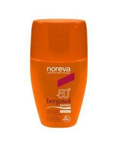 Noreva Bergasol Expert SPF 50+ Crème Fluide Pocket 30ml