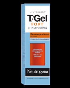 Neutrogena T/Gel Fort Shampooing Démangeaisons Sévères