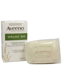Aveeno Emulave Bar Pain Nettoyant Doux 100g