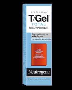 Neutrogena T/Gel Total Shampooing Pellicules Sévères 125ml