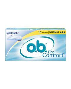 O.b Pro Comfort Normal 16 Tampons