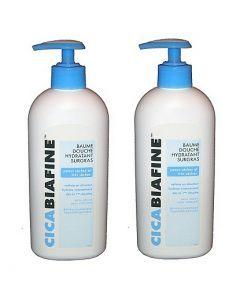 Cicabiafine Baume Douche Hydratant Surgras Duo 2 X 400ml