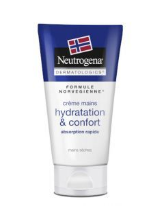 Neutrogena Crème Mains Hydratation & Confort Tube 75ml