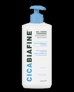 Cicabiafine Gel-crème Corporel Désaltérant Quotidien Effet Fraîcheur 400ml