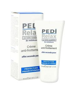 Pedi Relax Crème Anti-frottement Protection Pieds 50 Ml