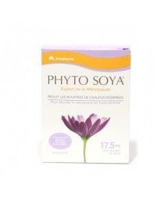 Arkopharma Phyto soya 17.5mg 60 comprimés