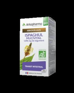 Arkopharma Arkogélules Bio Ispaghul 45 gélules