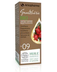 Arkopharma Huile Essentielle de Gaulthérie Bio 10ml
