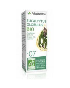 Arkopharma Huile Essentielle d'Eucalyptus Globulus Bio 10ml