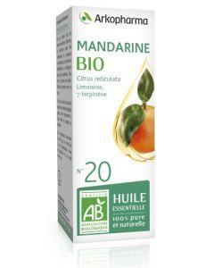 Arkopharma Huile Essentielle de Mandarine Bio 10ml