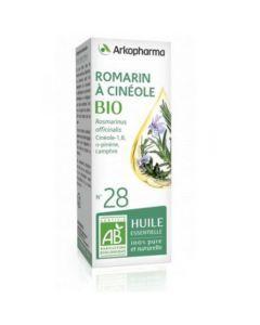 Arkopharma Huile Essentielle de Romarin à  Cinéole Bio 10ml