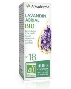 Arkopharma Huile Essentielle de Lavandin Abrial Bio 10ml