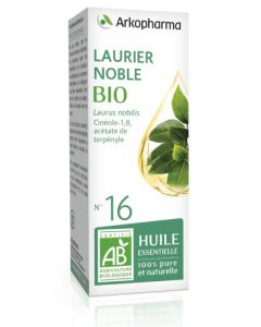 Arkopharma Huile Essentielle de Laurier Noble Bio 5ml