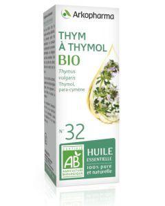 Arkopharma Huile Essentielle de Thym à Thymol Bio 5ml