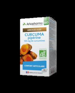 Arkopharma Arkogélules Bio Curcuma Pipérine 40 gélules