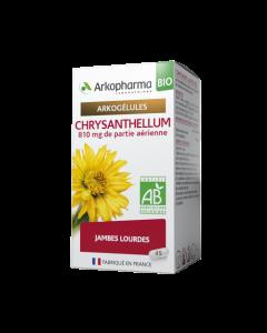 Arkopharma Arkogélules Bio Chrysanthellum 45 gélules