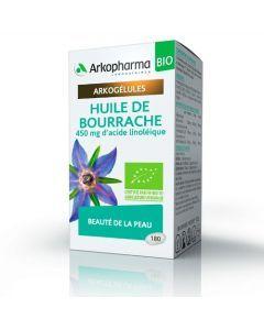 Arkopharma Arkogélules Bio Huile de Bourrache 180 capsules