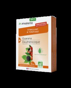Arkopharma Arkogélules Complex Bio Stimulant & Tonifiant 40 gélules
