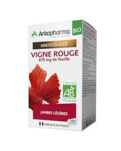 Arkopharma Arkogélules Bio Vigne Rouge 150 gélules