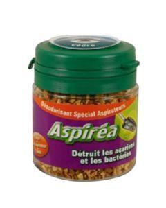 Oméga Pharma Aspiréa Désodorisant Aspirateur Cèdre 60g