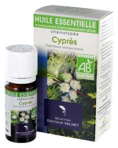 Dr Valnet Huile Essentielle Cyprès Bio 10ml