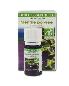 Dr Valnet Huile Essentielle Menthe Poivrée 10ml