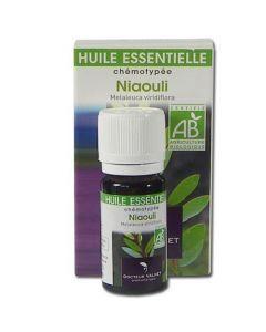 Dr Valnet Huile Essentielle Niaouli Bio 10ml