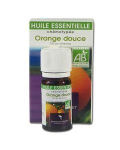 Dr Valnet Huile Essentielle Orange Douce Bio 10ml