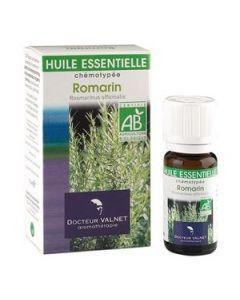 Dr Valnet Huile Essentielle Romarin Bio 10ml