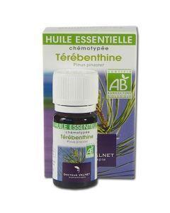 Dr Valnet Huile Essentielle Térébenthine Bio 10ml