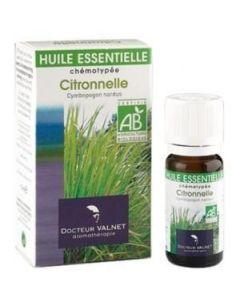 Dr Valnet Huile Essentielle Citronnelle 10ml