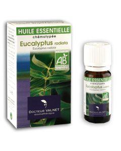 Dr Valnet Huile Essentielle Bio Eucalyptus Radiata 10ml