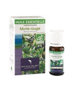 Dr Valnet Huile Essentielle Myrte Rouge Bio 10ml