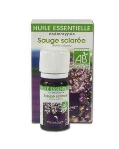 Dr Valnet Huile Essentielle Sauge Sclarée 10ml