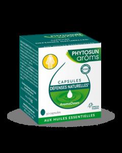 Phytosun Arôms Capsules Défenses Naturelles 30 capsules