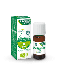 Phytosun Arôms Huile Essentielle Bio de Thym à Thymol 10ml