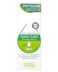 Phytosun Arôms Huile Essentielle Ylang Ylang Bio 5ml