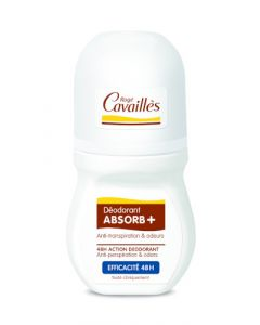 Rogé Cavaillès Aborb+ Déodorant Efficacité 48H Roll-On 50ml