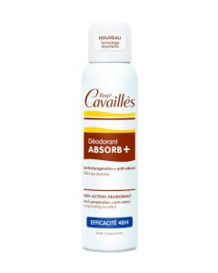 Rogé Cavaillès Aborb+ Déodorant Efficacite 48H Spray 150ml